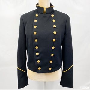 Polo Ralph Lauren Double Breasted Military Blazer